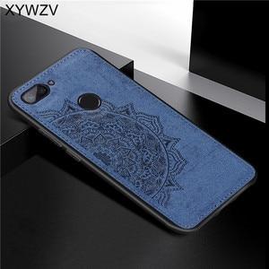 Image 4 - Xiaomi Mi 8 Lite Case Soft TPU Silicone Cloth Texture Hard PC Phone Case For Xiaomi Mi 8 Lite Back Cover For Xiaomi Mi 8 Lite
