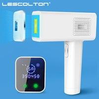 Lescolton T012C 4в1 ICECOOL безболезненное IPL устройство для эпиляции перманентное Удаление волос IPL лазерный эпилятор машина для удаления волос