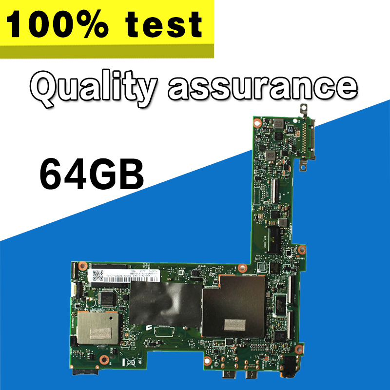 Motherboard For Asus Transformer Book T100TA Mainboard T100TA 64GB tablet PC original board 100% test Motherboard send board t100ta motherboard 64gb for asus t100ta t100taf t100t laptop motherboard t100ta mainboard t100ta motherboard test ok