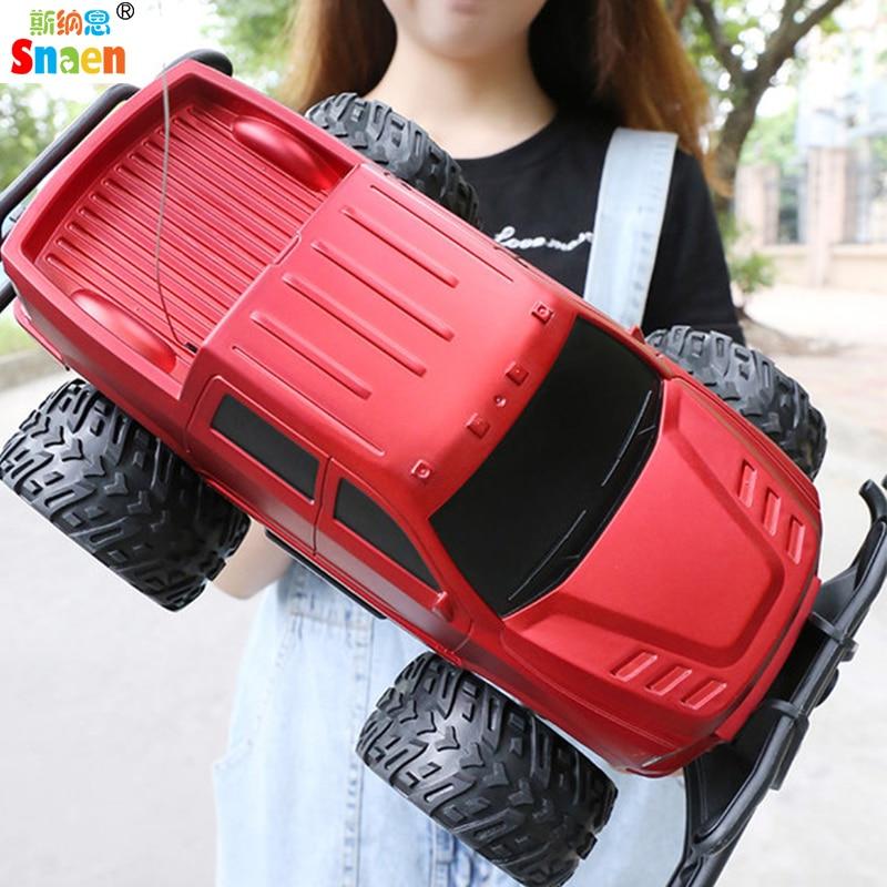 Snaen rc 원격 제어 전자 자동차 오프로드 트럭 어린이를위한 고속 레이싱 지프, 충전식, 내구성 및 제어하기 쉬운-에서RC 카부터 완구 & 취미 의  그룹 1