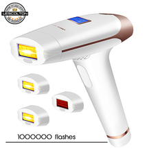 Lescolton Four lamp Permanent Hair Removal IPL Hair Removal Laser Epilator Depilador a Laser Bikini Armpit Facial Hair Removal depilador laser hair removal facial bikini armpit permanent painless 400000 shots hair removal device electric ipl hair remover