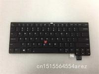 New Original laptop Lenovo ThinkPad 13 T470S Backlit Keyboard with Trackpoint US English 01EN682 01EN723