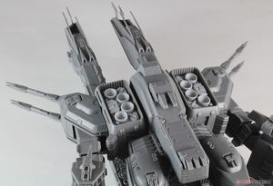 Image 3 - 1/4000 SDF 1 MACROSS STORM ATTACKER TYPE THE MOVIE VER Mobile Suit Assemble Model Kits Action Figures Plastic Model Toys