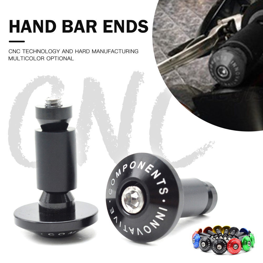 Universal 7/8 Motorcycle Handlebar Motorcycle Part Handle Grip Bars Ends For YAMAHA XJ6 N XJ6 DIVERSION XSR 700 ABS XSR 900 ABS