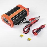600W Car Power Inverter DC12V to AC220V Modified Charger Power Converter