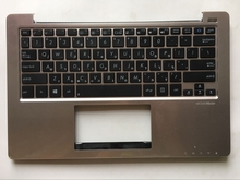 купить HE Hebrew keyboard For ASUS VivoBook S200E S200 X202 X202E Topcase with Cover keyboard  HE Layout онлайн