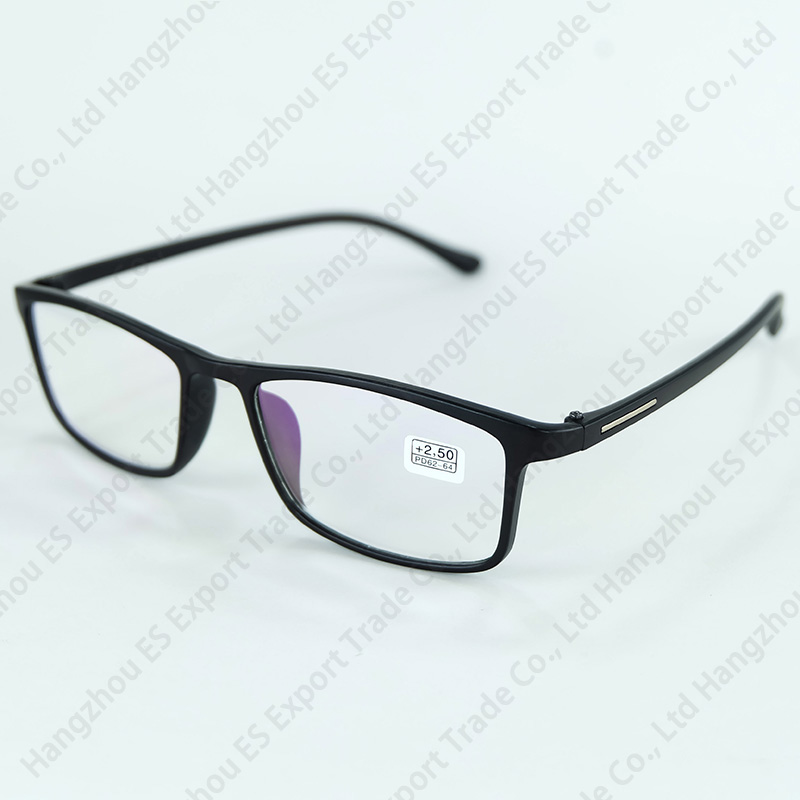 b2da6185ad 2018 New Old People Good Plastic Eyewear Slim And Light Reading Glasses The  Power Lenses With Coating