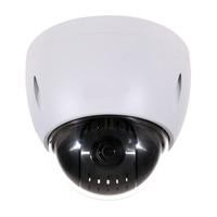 SD42212T HN Dahua логотип Камея безопасности IP Камера 2MP Full HD 12x Mini Сетевая купольная Камера IP66 с POE +