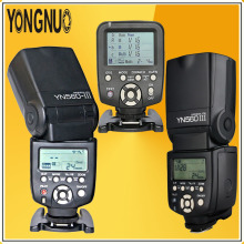 YONGNUO 2*YN560III YN560-III Wireless Speedlite Flash + YN-560TX LCD Controller YN560 TX Kit For Canon Nikon DSLR Cameras