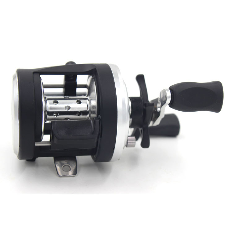 ФОТО HIGREE Gold Wolf DA Series Baitcasting Fishing Reel 7+1BB Baitcasting Fishing Reel Carp Fishing Wheel Casting Reel