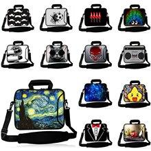 10 12 15 17 14 13 zoll Laptop Messenger Fällen Schultergurt notebook taschen handtasche für chuwi hi12/hi10 hua wei ipad air taclast