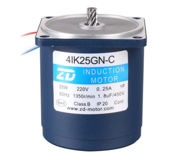 1 Reduction Gear 3GN series ratio=50:1~180:1 for AC Induction Gear Motor 3IK15GN