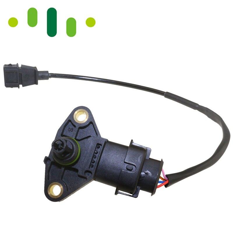 Capteur de pression d'air d'admission Luftdrucksensor pour camion DAF IVECO EUROSTAR MAN 0281002257 1326649 500360579 51274210216