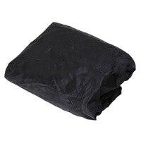 Antirust Waterproof 210D Oxford Cloth Garden Furniture Case Cover Garden Rattan Furniture Protective Cover Black