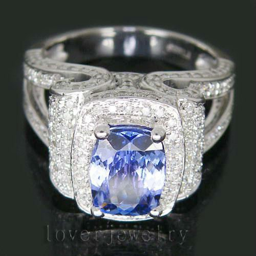 Popular Natural Tanzanite Ring Buy Cheap Natural Tanzanite Ring