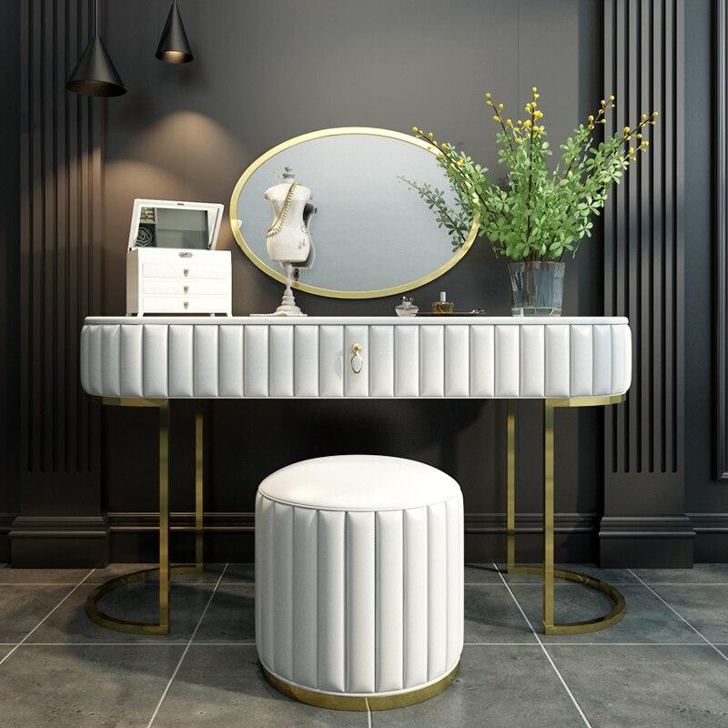 Dressing Table Dresser Coiffeuse Vanity Bedroom Furniture Muebles De Dormitorio Toaletka Tocador De Maquillaje Mueble Penteadeir