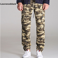 Camouflage Cargo Pants Men Camo Pant Male Outdoors Military Army Green Mens Joggers Cotton Men Trousers