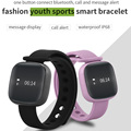 Newest Smartband V8 Smartwatch waterproof IP68 Call Notification Camera Smart Wearable watch anti-lost  For Android IOS
