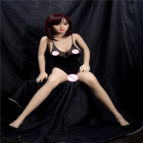 Sex Dolls 158cm #49 Full TPE With Skeleton Adult Japanese Love Doll Vagina Lifelike Pussy Realistic Sexy Doll For Men