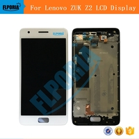 For Lenovo ZUK Z2 LCD Display With Touch Screen Digitizer Assembly With Frame Original Replacement Parts