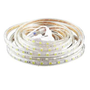 Image 2 - 220 V Led strip 5050 Epistar ชิปปลั๊กไฟ 1 2 3 4 5 6 7 8 9 10 15 20 25 เมตร 60 leds/m กันน้ำ 7 สี light UR