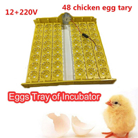 12V Motor Turn The Eggs 48 Tray Automatic Incubator Egg Turning Motor For Big Sale
