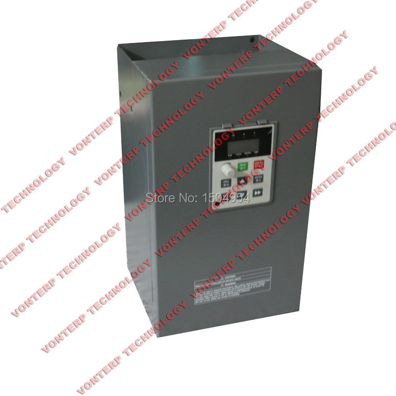 ac drive/ac motor drive 220v 5.5kw 1 Phase input and 220v 3 phase output wavac ac 1
