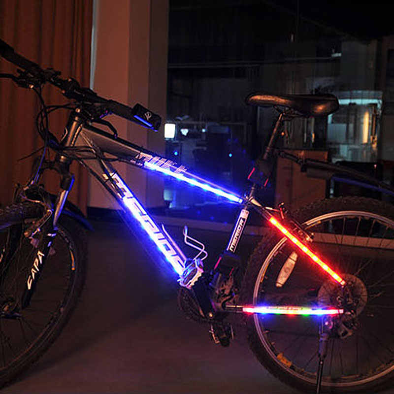 1 шт. Высокая мощность 30 см украшения светодиодные ленты свет 5050 SMD водонепроницаемый DC12V дневного света световая лампа ленты струны