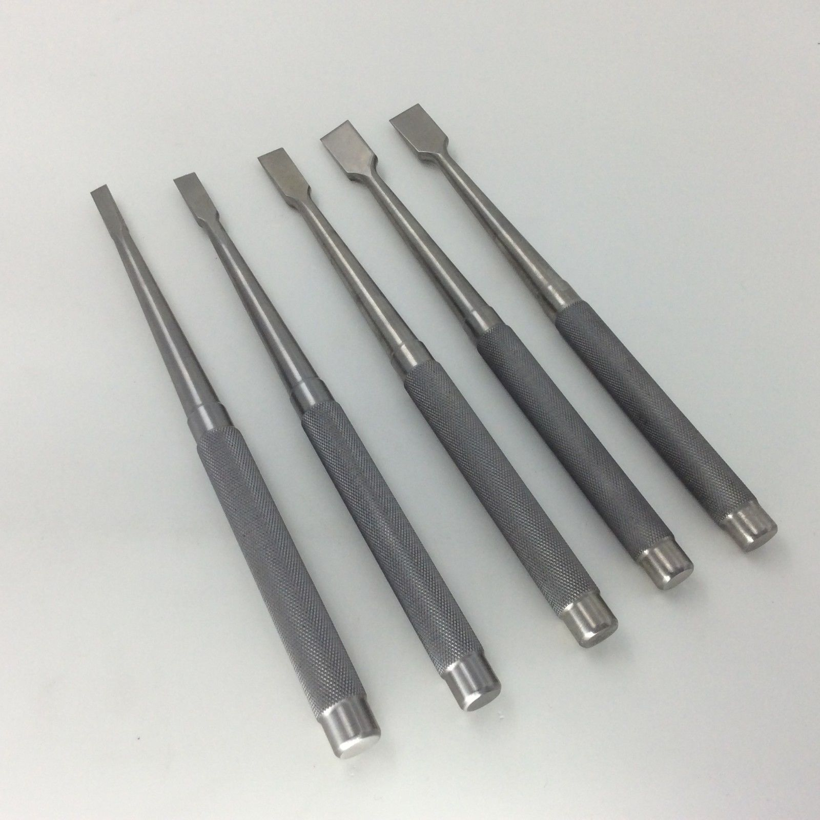 5pcs/set Bone Osteotomes 6mm 8mm 10mm 12mm 15mm Orthopedics Instruments