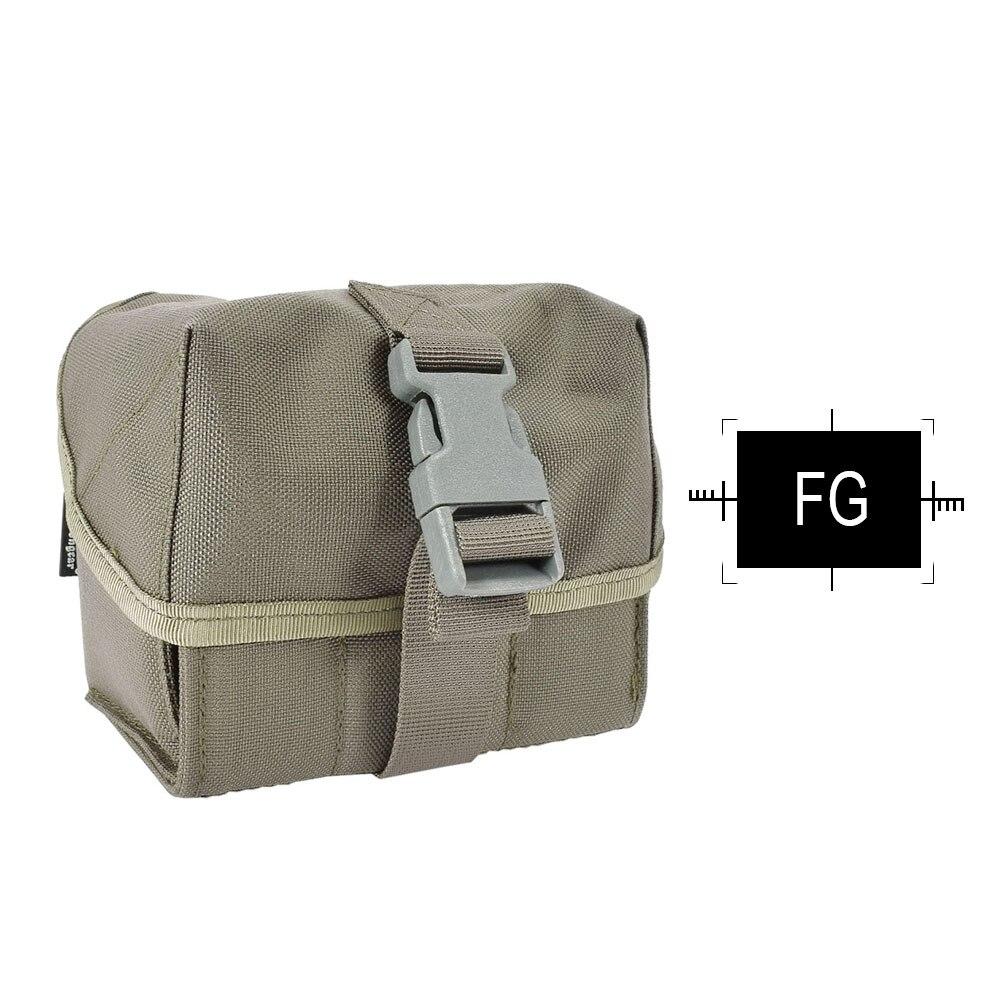 Emersongear seis pacote modelo granada bolsa tático
