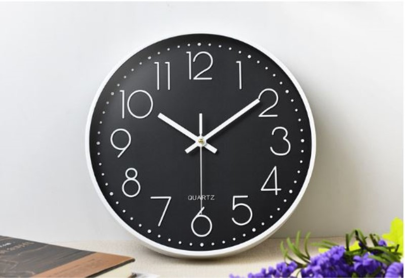 71d429400725 Multifunción Digital Reloj de pared con dos Android iPhone iPad carga USB  puerto moderno con espejo electrónicos despertador reloj