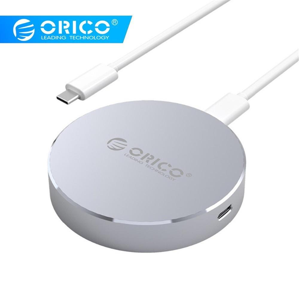 ORICO type-c vers HDMI USB 3.0 HUB 4 Ports Type C répartiteur de moyeu avec Port de Charge PD transfert de données pour MacBook Windows Mac OS Linux