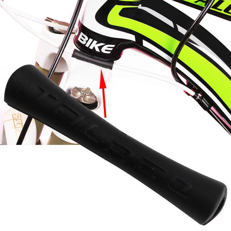 自転車ブレーキケーブル保護スリーブパイプ自転車ディレイラーシフトケーブルハウジングカバー自転車アクセサリー 'xian