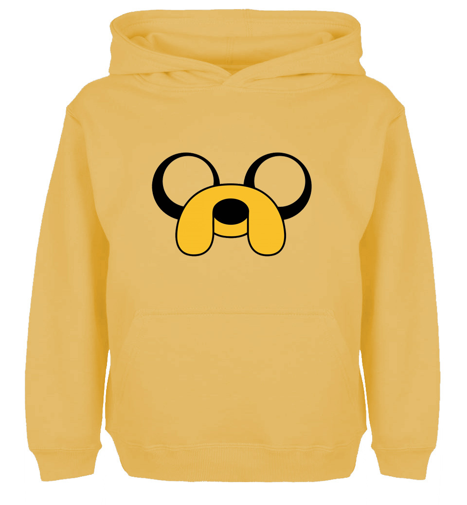 Cute Cartoon ADVENTURE TIME Jake Dog Design Hoodie Mens Boys   Womens Ladys Girls Comfortable Sweatshirt Topsdesigner  sweatshirtsweatshirt designsweatshirt tops