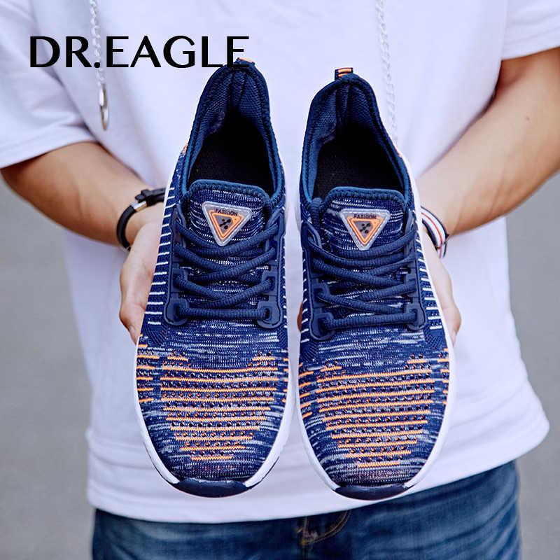 DR. EAGLE/спортивная обувь для женщин; обувь для бега; женская обувь из сетчатого материала; Бесплатная доставка; tn trail; дышащие женские кроссовки для пары
