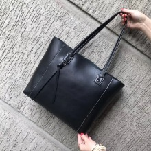 High quality soft genuine leather women's shoulder bag large famous brand designer ladies handbag cow skin bags for women tote