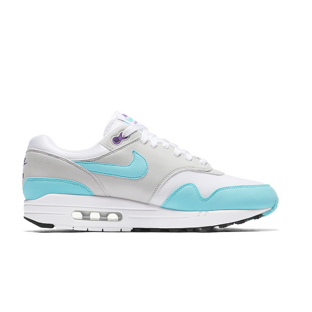 NIKE Air Max1 OG 30 Anniversary Year Mens Running Shoes Breathable Stability Support Sports Sneakers For Men Shoes#908375-105