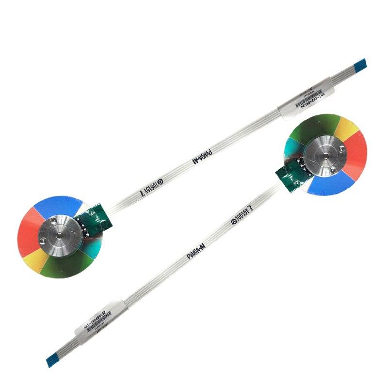 все цены на New For Optoma W732ST W736ST XE149 DH3503 X306ST DLP Projector Color Wheel 6 Segment 40mm онлайн