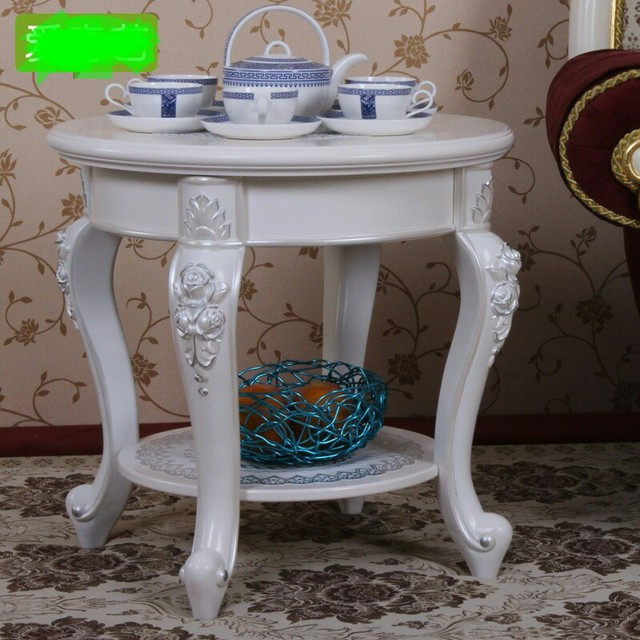 Mesas de café Muebles de salón Muebles para el hogar estilo europeo ...