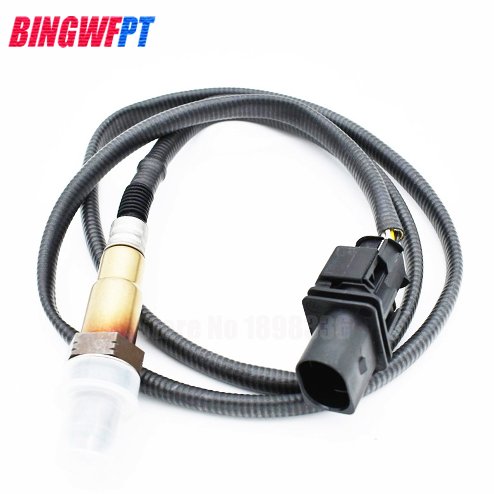 Hight Quality Air Fuel Ratio Sensor 0258017025 LSU4.9 Wideband Oxygen Sensor 30-2004 LSU 4.9 17025 стоимость