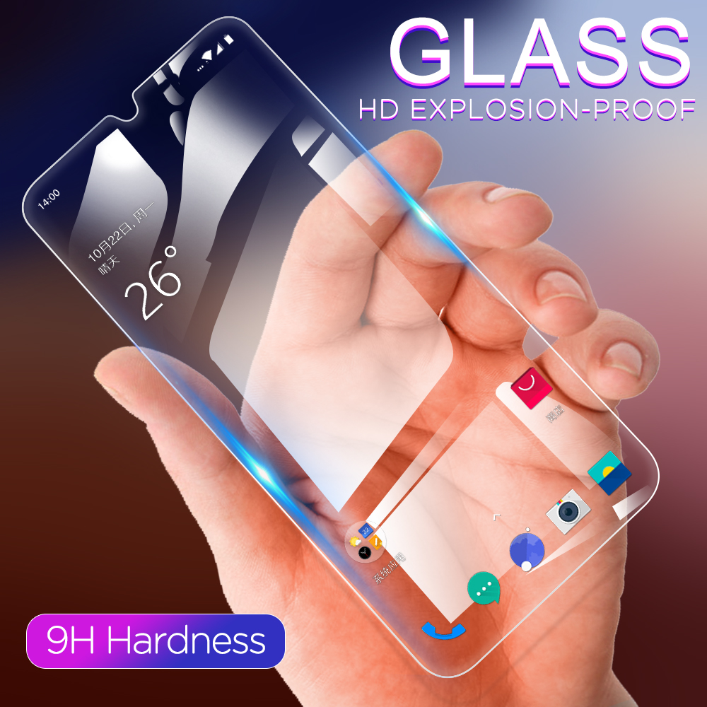 Full Cover Back Screen Protector Tempered Glass For Huawei Honor 7A 7C 6C Pro 8X 8C 8A 8 9 10 Lite Explosion Proof Film image