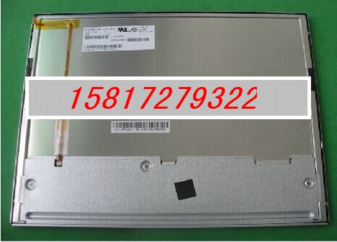 AC121SA01  genuine original LED Industrial LCD module can be equipped with driver board touch