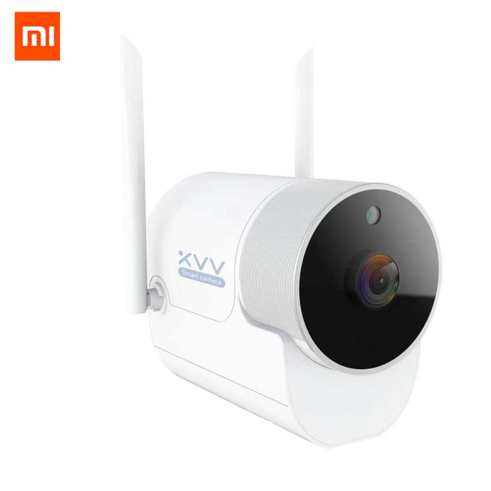 Xiaomi Xiaovv Outdoor Panoramic Camera Surveillance Camera 1080P Wireless WIFI High-definition Night Vision With Mi Home APP