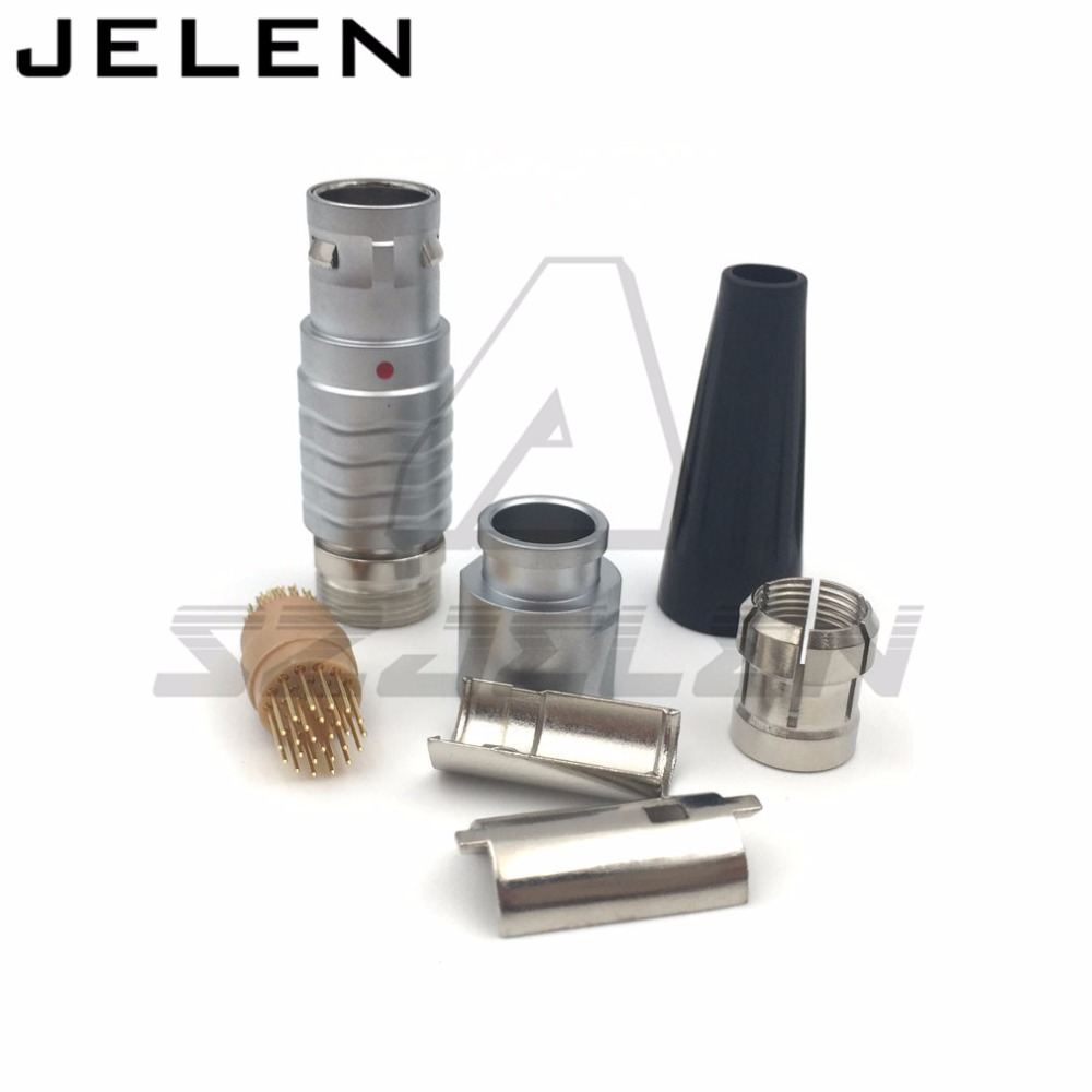 SZJELEN 19 pin connector FGG.2B.319.CLAD High quality metal connector, High quality metal connector szjelen connector egg 0b 309 cll fgg 0b 309 clad z 9pin connector cable connector male and female connector