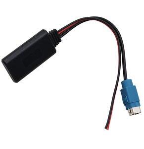 Image 2 - Bluetooth Aux Adapter kabel Für Alpine KCE 237B CDE 101 CDE 102 CDA 105 IDA X311 IDA X303 IDA X305 TME S370 KCE 400BT