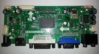 M NT68676 2A HD Driver Board Controller AUDIO HDMI DVI VGA LCD Driver Board Controller Board