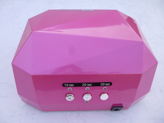 Diamond Nail Lamp Fashion LED UV Nail Dryer machine 40W Lamp UV Nail Top Quality Induction Lamps nail led UV