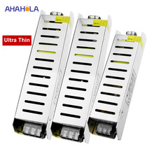 36w 60w 100w 120w 12 v unité d'alimentation Dc 12 v 3a 5a 10a 12 volts Led transformateur de pilote 220V à 12 V alimentation pour bande Led(China)