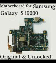 100% Working Unlocked Original Mainboard ForSamsung Galaxy S i9000 motherboard  With Chip Logic Board,16GB test one by one