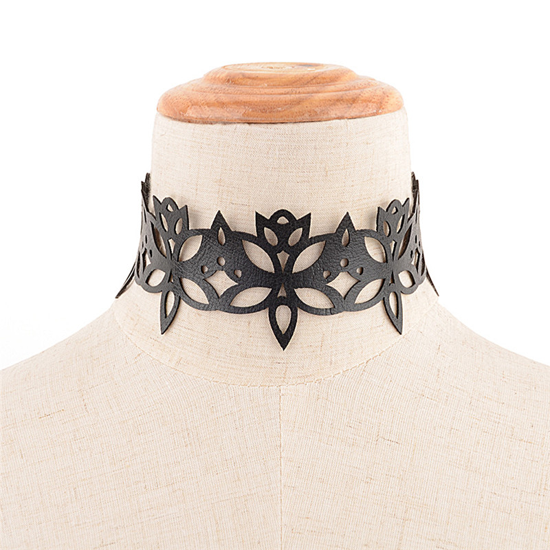 Fashion Lace Tattoo choker necklace jewelry fashion cool cloth Valentines Day present lovgift for women girl
